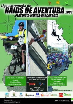 RAID AVENTURAS MERIDA - SEPTIEMBRE 2008