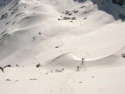 Jornada Primeras Nieves en Sierra Nevada